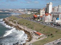 Mar del Plata, Argentina, Playas Argentinas, Playas Mas Lindas