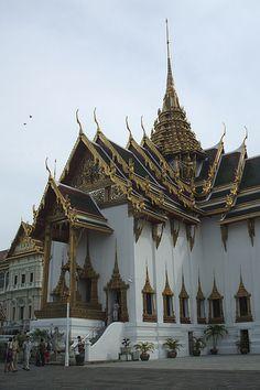 Bangkok, Grand Palace complex