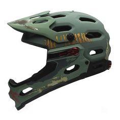 Bell Super 2R Mips Star Wars Helmet Limited Edition Matte Boba Fett 2016 grün
