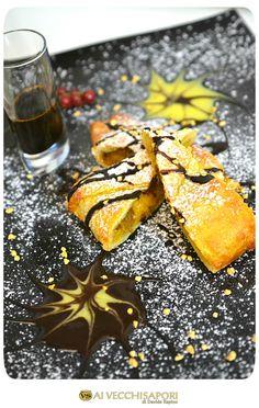 """Bentornato dolce #autunno, chi l'ha detto che sei cupo e triste? Noi ti festeggiamo """"a modo nostro""""...  #noci #fichi #mostocotto #cremapasticcera #pastasfoglia #fantasia #food #foodie #dessert #desserts #foodporn #Abruzzo #Lanciano"""