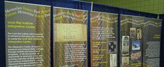 Display at Keystone Centre. Photo taken at Manitoba Metis annual gathering - Brandon Manitoba Canada 2013