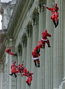 Santas In Training