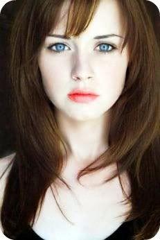 Alexis Bledel-     Ana Steele
