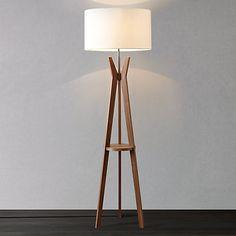 Coby Wooden Tripod Floor Lamp Twmmh Lighting Pinterest Wooden Tripod Floor Lamp And Tripod