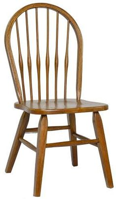 Country Marketplace - Solid Oak Straight Leg Windsor Side Chair, $99.00 (http://www.countrymarketplaces.com/solid-oak-straight-leg-windsor-side-chair/)