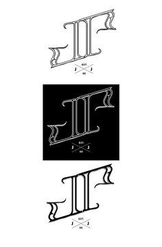 'JJ' Logo Design on Behance