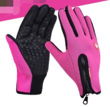 Aopueys Winter Gloves Windproof Thermal for Men Women Outdoor Running Cycling Hiking Driving Climbing Touch Screen Gloves