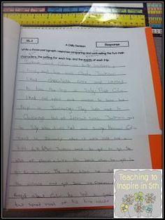 reading response essays