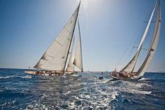 The Blue Peter #sailing #sy #the #blue #peter #regatta #sailboat #sailingyacht #sea #sail #water #wind #sailor #beautiful #gorgeous #yacht #sailingsplendour by sailingsplendour
