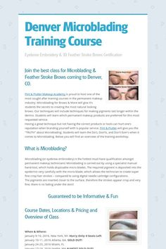 101 Best MICROBLADING TRAINING COURSE images in 2018