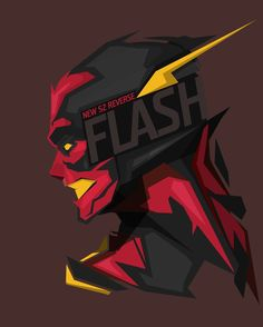 Well new 52 is now dead I'll be reading the first issue of #DCRebirth tomorrow - one of my favs from new 52 - Daniel West Reverse Flash by bosslogic