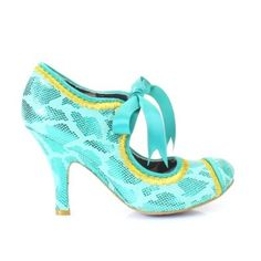 The sort of shoes that would make mermaids wish they had feet! (Irregular Choice - Marmalade)
