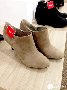 JCP Fall Fashion - booties are perfect for fall! #jcpAmbassador #sponsor #bh