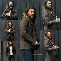 Jason Momoa at Guinness Brewery