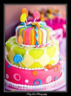 Birthday Parties: FABULOUS Sweet Party! | The TomKat Studio