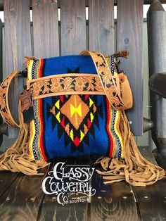 Neuheiten Nobles Cowgirl Co. Gypsy Style, My Style, Leather Purses, Leather Bags, Mexican Outfit, Saddle Blanket, Western Purses, Purse Patterns, Leather Projects