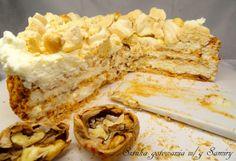 Beige Nutty Cake (Dutch) Hazelino