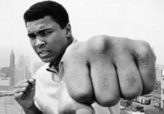 Muhammad Ali Was A Fighter Both In And Out Of The Ring