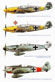 Avions N°118 -Messerschmitt Bf 109