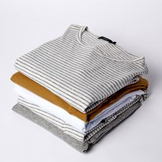 the new spring palette. 100% organic cotton jersey and made in australia. #bassike