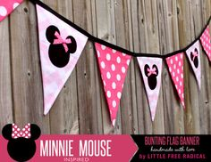 Minnie Mouse with Bows Polka Dot