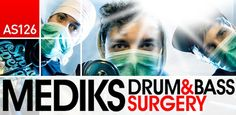 """Loopmasters are proud to present the Mediks """"Drum & Bass Surgery"""", an adrenaline rush of a sample pack which features club smashing breaks, heavyweight bass lines and bold synths capable of fla…"""