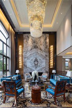3 CFY-85- indoor · Luxury detached villa -? Fuzhou fit design - Fuqing Rongqiao Taki County -? Real (1) .jpg