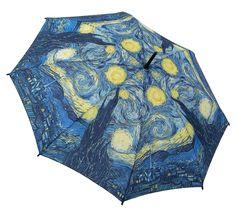 Umbrella after Van Gogh's work 'Starry Night'