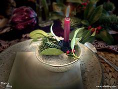 میزآرایی شام کریسمس ۲۰۱۹ – وبلاگ ويدا