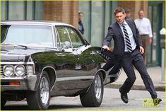Jensen Ackles & Jared Padalecki Get to Work on 'Supernatural' Season 12…
