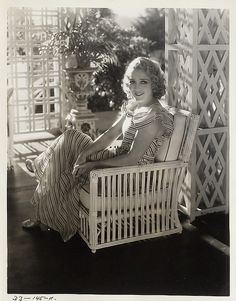 Mary Pickford in the early 1930s