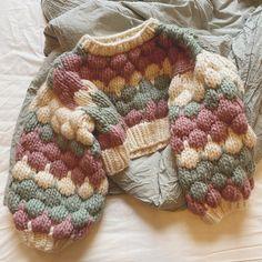 Love Knitting, Hand Knitting, Knitting Patterns, Crochet Patterns, Knitting Projects, Crochet Projects, Jumper, Super Chunky Yarn, Sweater Making