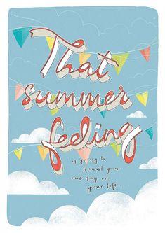 Jen Lea - That Summer Feeling