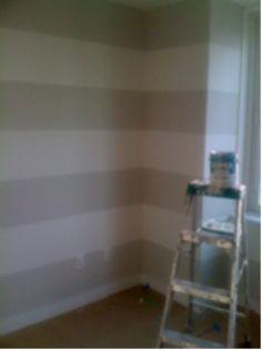 Wall Paint Fail Gloss On Flat