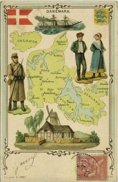 Denmark, prior 1920 because we miss the most southern part of Jutland and we still have Iceland (Iceland became independent in 1944)