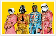 The (Fab) Imperial Four