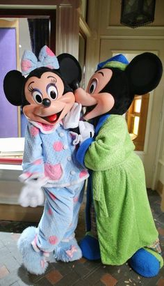 1000+ images about Mickey Mouse ~ Ready for Bed on ...