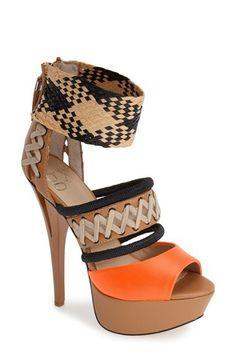 gx by GWEN STEFANI gx by Gwen Stefani 'Dreamy' Ankle Strap Sandal (Women) available at #Nordstrom