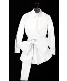 White Shirt collection CH Carolina Herrera - I love them all!