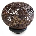 Handcrafted Coconut Shell 'Balinese Eagle' Sculpture (Indonesia) | Overstock.com