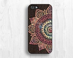 wooden iphone 5 casesmandala iphone cases 6iphone 5s by LiveCase, $9.99