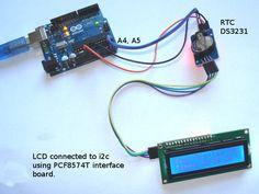 daisychain i2c devices