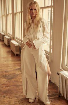 Emilie Evander - Marie Claire Janeiro 2017 | Editoriais - Revistas de Moda