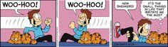 Garfield on Gocomics.com