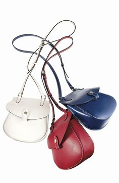 LOVE the white one... Dooney & Bourke Leather Crossbody Bag | Nordstrom
