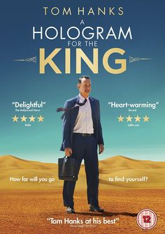 A Hologram For The King [DVD]