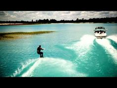 This is such a cool video, amazing water and insane air! wakeboarding, nautique, big air, super man,