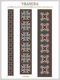 Romanian motifs - Vrancea
