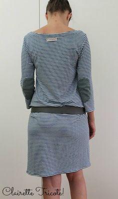 """jolie version de la robe 14 du livre 5 des JCA by """"et pourquoi pas pour moi ?"""""""