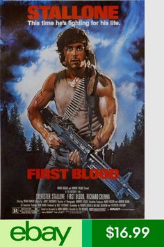 """In chapter 1 Ishmael's only experience of war was from movie's and book such as rambo first blood. """" My only experience of war was from movies like Rambo First blood, Rambo, First Blood, Part II and commando"""" Ishmael Beah 80s Movies, Famous Movies, Action Movies, Great Movies, Movies To Watch, Movie Tv, Action Film, Famous Movie Posters, Movies 2014"""